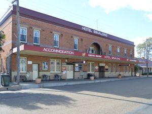 Binalong Hotel - Tourism TAS