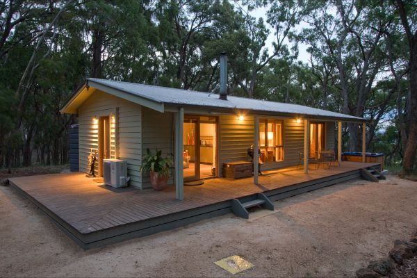 Mirkwood Forest Self-Contained Spa Cottages - Tourism TAS