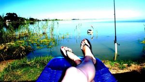 Lake Albert Caravan Park - Tourism TAS