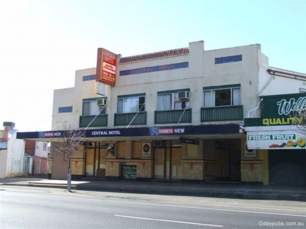 The Central Hotel - Tourism TAS