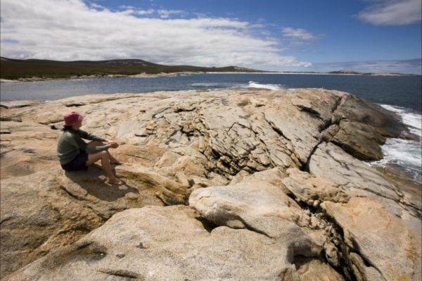 Thomas Fishery Camp at Cape Arid National Park - Tourism TAS