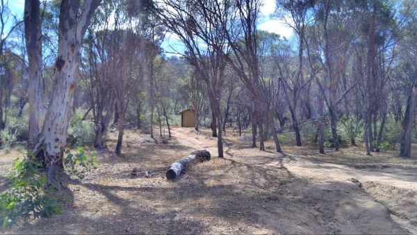 Valley Camp at Avon Valley National Park - Tourism TAS