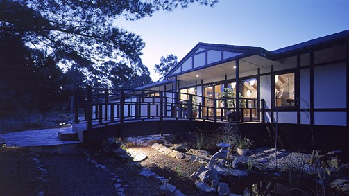 Shizuka Ryokan Japanese Country Spa  Wellness Retreat - Tourism TAS