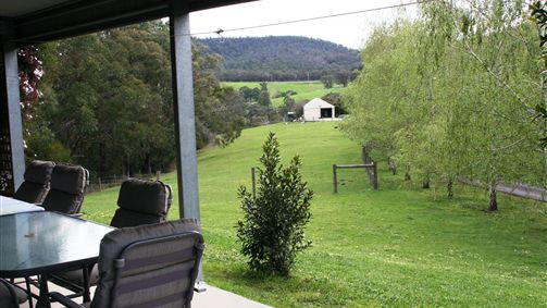 The Barn at Charlottes Hill - Tourism TAS