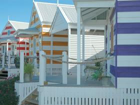 Beach Huts Middleton - Tourism TAS