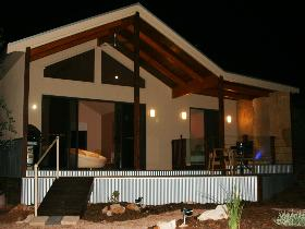 Pike River Luxury Villas - Tourism TAS