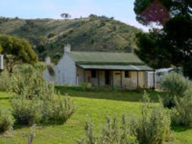 Saunders Gorge Sanctuary - Boundary Cottage - Tourism TAS