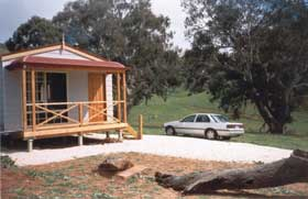 Saunders Gorge Sanctuary - Hideaway Cottage - Tourism TAS