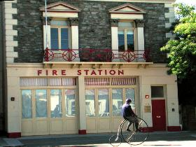 The Fire Station Inn - Fire Engine Suite - Tourism TAS