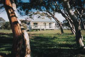 Wenton Farm Holiday Cottage - Tourism TAS