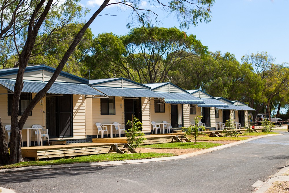 Amblin Holiday Park - Tourism TAS