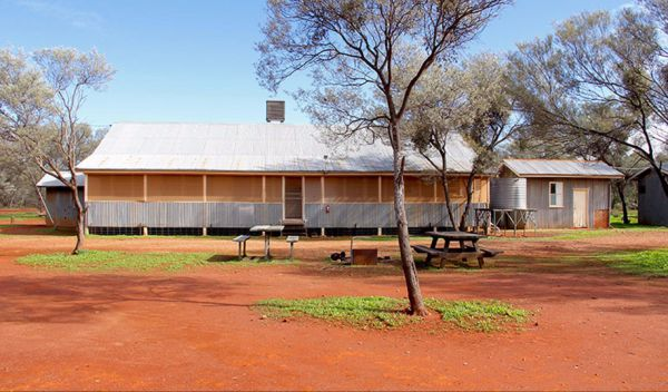 Belah Shearers Quarters - Gundabooka National Park - Tourism TAS