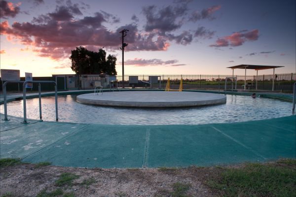 Burren Junction Bore Baths and Camp Ground - Tourism TAS