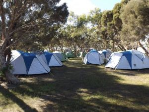 Discovery Lagoon Camping Grounds - Tourism TAS