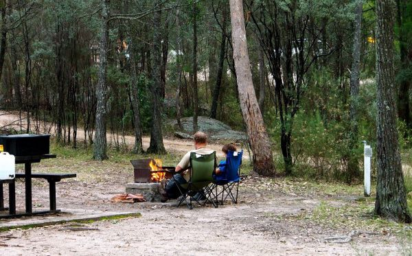 Girraween National Park Camping Ground - Tourism TAS