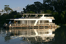 Whitewater Houseboat - Tourism TAS