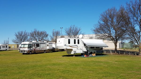 Murray Bridge Show Grounds - RV Friendly campaing - Tourism TAS