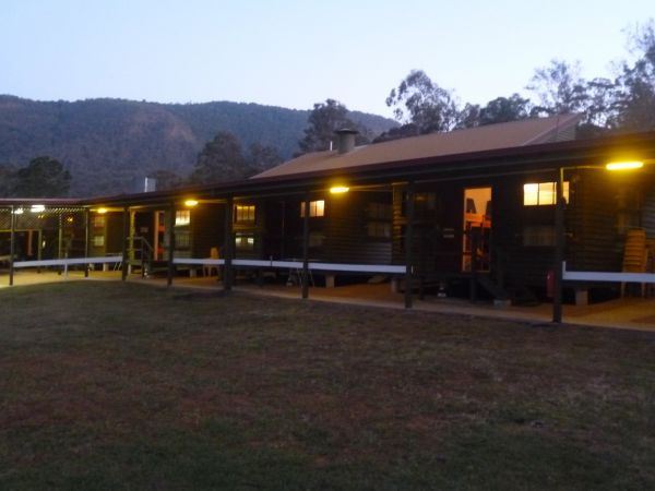 Christmas Creek Cafe and Cabins - Tourism TAS