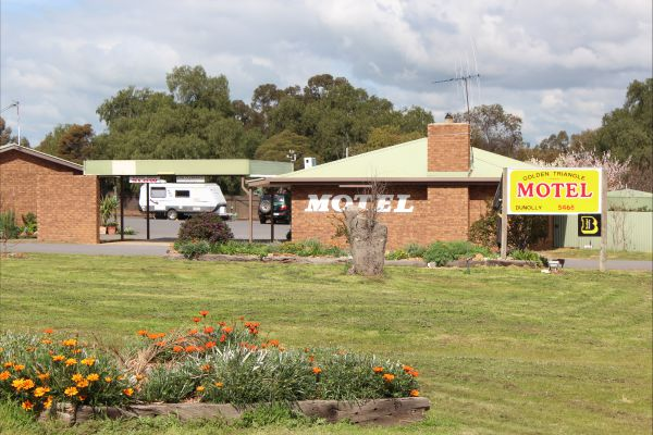 Dunolly Golden Triangle Motel - Tourism TAS