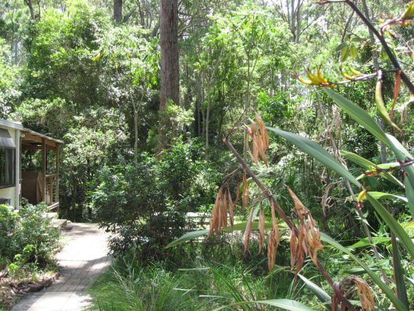Dunns Creek Downs Nature Stay - Tourism TAS