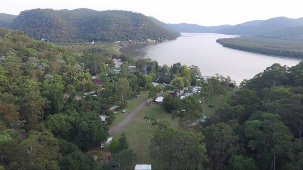 Greenmans on the Hawkesbury - Tourism TAS