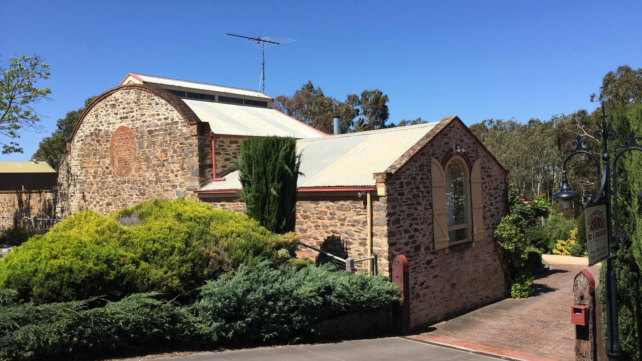Gasworks Cottages Strathalbyn - Tourism TAS