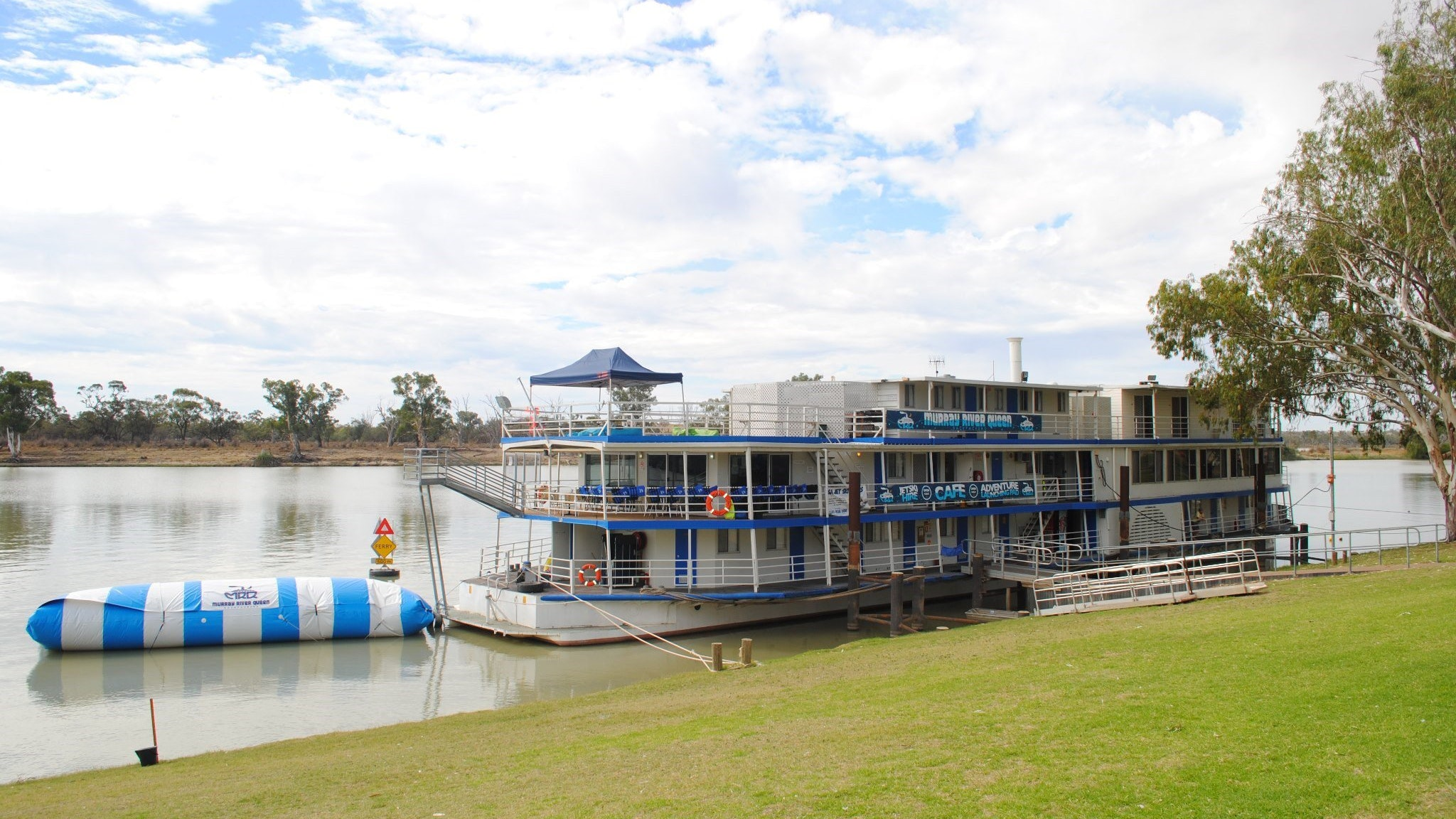 Murray River Queen Backpackers - Tourism TAS