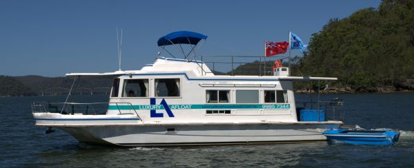 Luxury Afloat Hawkesbury River and Brooklyn - Tourism TAS