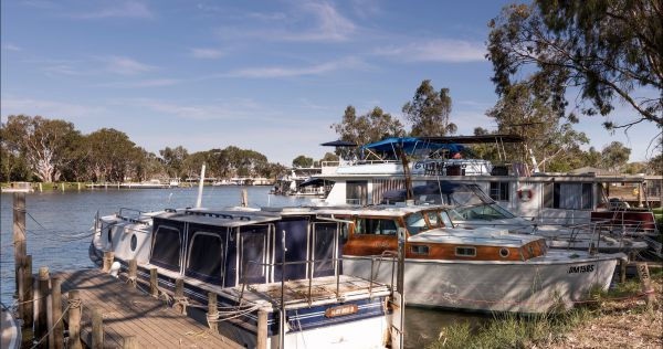 Murray Bridge Marina Camping and Caravan Park - Tourism TAS