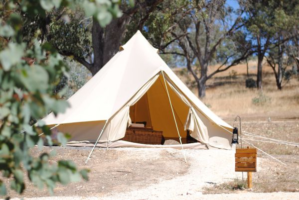 Cosy Tents - Tourism TAS