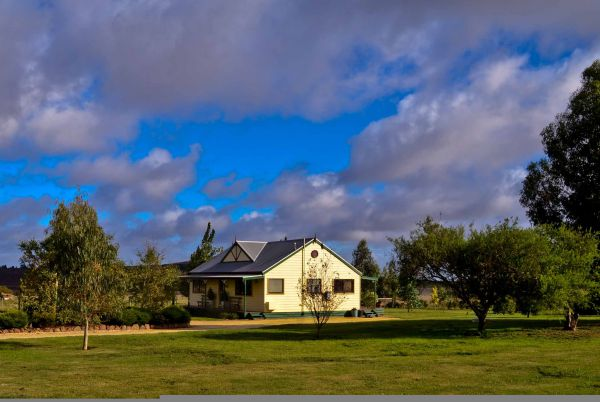 Heatherington Cottage - Tourism TAS