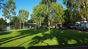 Big4 Blanchetown Riverside Holiday Park - Tourism TAS