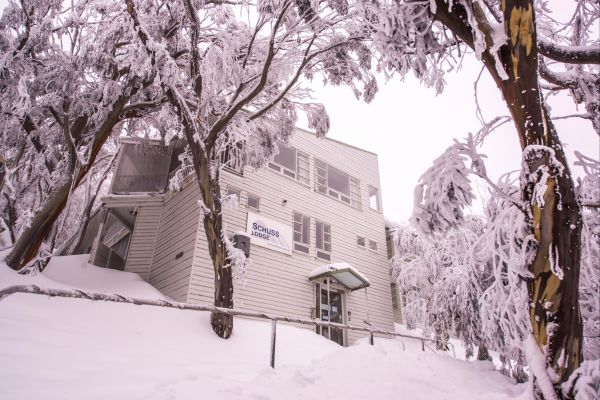 Schuss Lodge Mt Buller - Tourism TAS