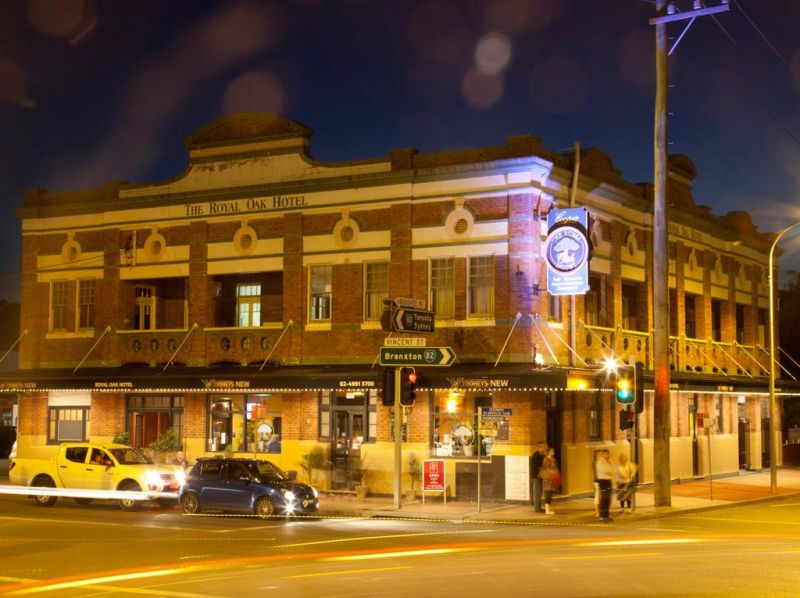 Royal Oak Hotel Cessnock - Tourism TAS