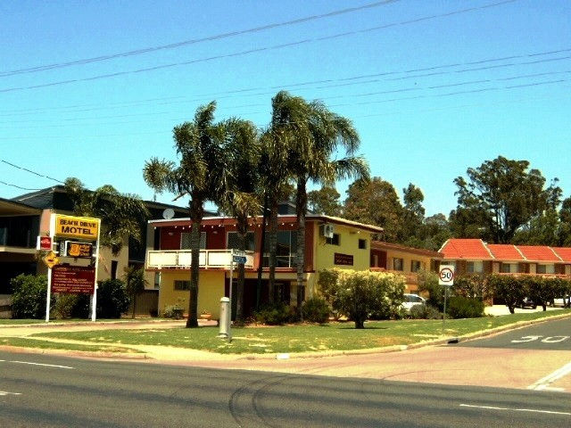 Beach Drive Motel - Tourism TAS