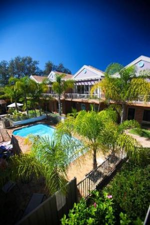 Beaches Apartments Merimbula - Tourism TAS