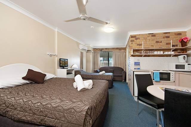 Byron Bay Side Central Motel - Tourism TAS
