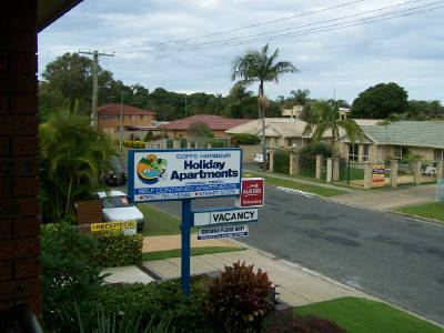 Coffs Harbour Holiday Apartments - Tourism TAS