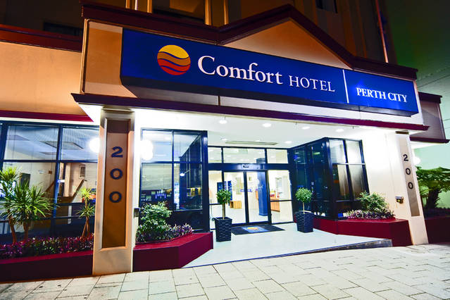 Comfort Hotel Perth City - Tourism TAS