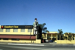 Comfort Inn Scotty's - Tourism TAS