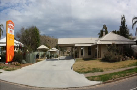 Country Roads Motor Inn - Gayndah - Tourism TAS