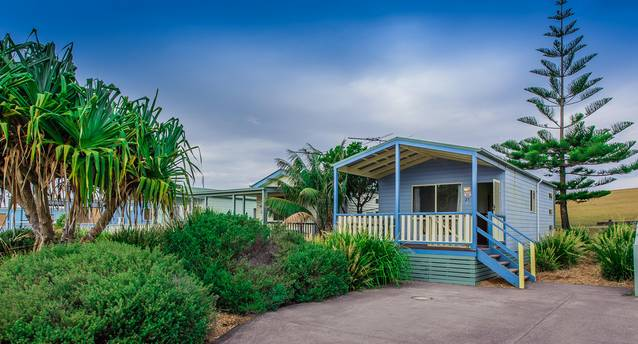 Crescent Head Holiday Park - Tourism TAS