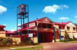 Dalby Homestead Motel - Tourism TAS