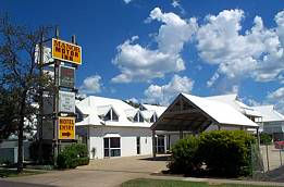 Dalby Manor Motor Inn - Tourism TAS