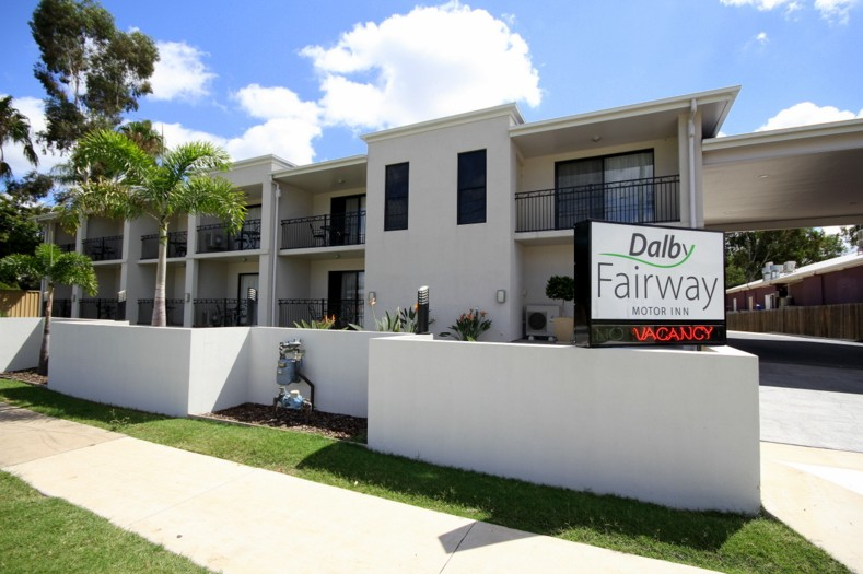 Dalby Fairway Motor Inn - Tourism TAS