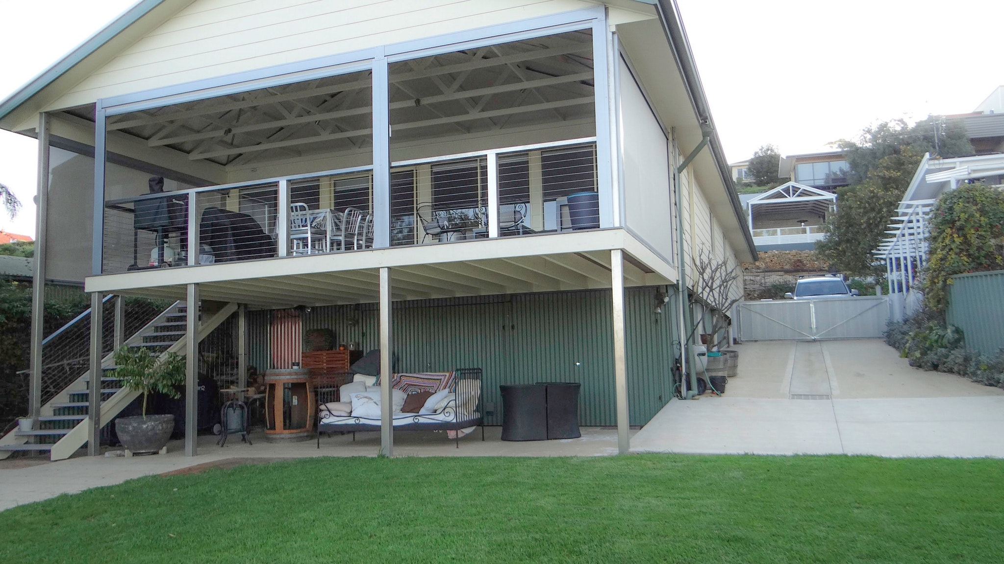 River Shack Rentals - River Lane - Tourism TAS