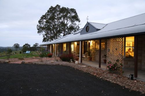 BellbirdHill Bed  Breakfast - Tourism TAS