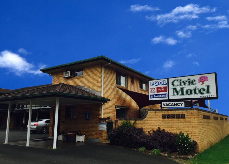 Civic Motel Grafton - Tourism TAS