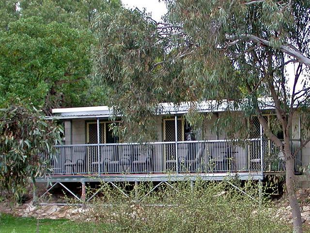 Donald Riverside Motel - Tourism TAS