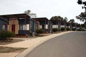 Eaglehawk Holiday Park - Tourism TAS